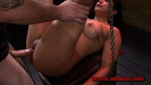 Asian peach enjoys hot sexual action in  - XXX Dessert - Picture 13