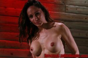 Gorgeous woman experiences rough sex for - XXX Dessert - Picture 4
