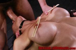 Gorgeous woman experiences rough sex for - XXX Dessert - Picture 11