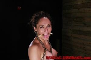 Gorgeous woman experiences rough sex for - XXX Dessert - Picture 12