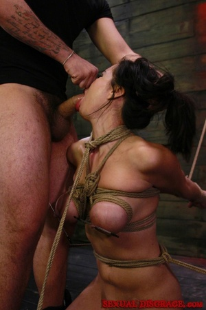 Dirty BDSM disgrace changed Latina girl' - XXX Dessert - Picture 11