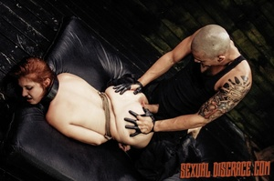 Stranger's dick gets inside of immobiliz - XXX Dessert - Picture 15