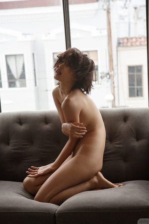 Smoking hot Asian chick with luscious bo - XXX Dessert - Picture 4
