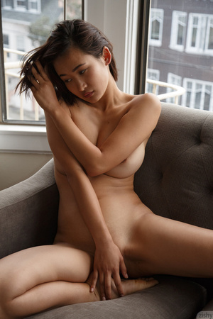 Smoking hot Asian chick with luscious bo - XXX Dessert - Picture 7