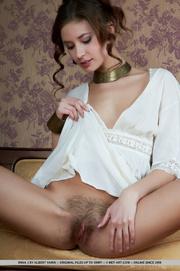 impeccable woman white dress