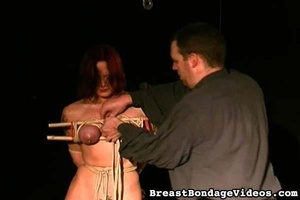 Dark dungeon bring amazing brunette pain - XXX Dessert - Picture 11