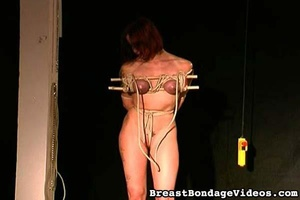 Dark dungeon bring amazing brunette pain - XXX Dessert - Picture 14