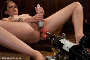 Small tits honey double drilled with fuc - XXX Dessert - Picture 11