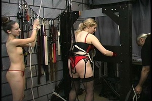 MILF with big butt in red panties gets b - XXX Dessert - Picture 5