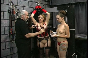 MILF with big butt in red panties gets b - XXX Dessert - Picture 14