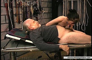 Bitch lets elder master fuck her after e - XXX Dessert - Picture 9