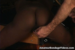 Mature man tied, fucked and toyed busty  - XXX Dessert - Picture 3
