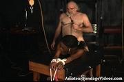 mature man tied fucked