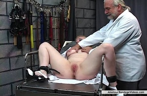 BDSM-addicted doctor tests a lot of toys - XXX Dessert - Picture 5