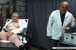 BDSM-addicted doctor tests a lot of toys - XXX Dessert - Picture 9