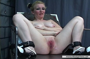 BDSM-addicted doctor tests a lot of toys - XXX Dessert - Picture 15
