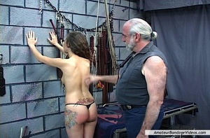 Young helpless babe suffers dominator's  - XXX Dessert - Picture 4