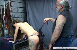 Young helpless babe suffers dominator's  - XXX Dessert - Picture 5