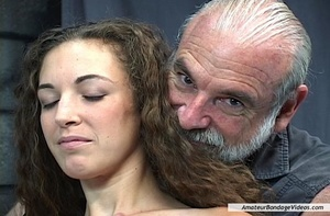 Young helpless babe suffers dominator's  - XXX Dessert - Picture 7