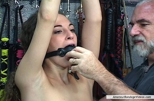 Young helpless babe suffers dominator's  - XXX Dessert - Picture 10