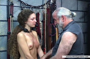 Young helpless babe suffers dominator's  - XXX Dessert - Picture 14