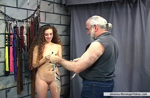 Young helpless babe suffers dominator's  - XXX Dessert - Picture 15