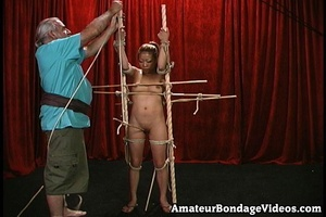 Asian chick gets tied to the antique-sty - XXX Dessert - Picture 10