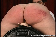 fat slut with spanked