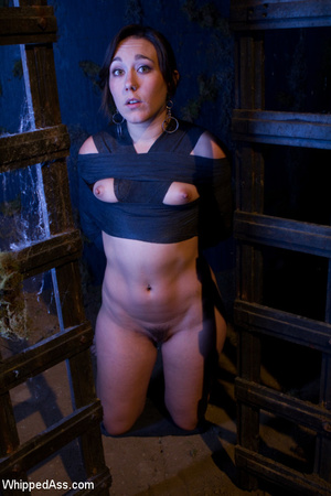 Inked lezdom toys and pegs her helpless  - XXX Dessert - Picture 4