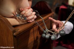 Nasty nun plays lesbian games with bdsm  - XXX Dessert - Picture 12