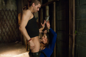 Skinny whore pounded hard and facialized - XXX Dessert - Picture 6