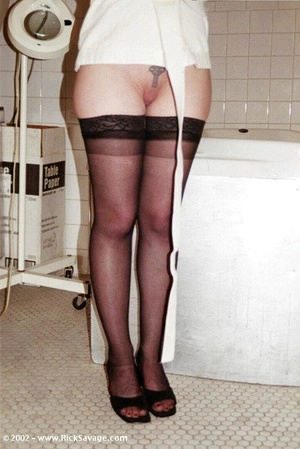 Hot redhead nurse gets treated by her ki - XXX Dessert - Picture 4