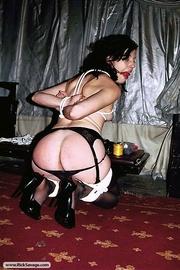 stunning slave sexy stockings