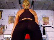 flawless blonde coquette work