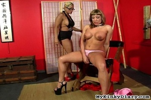 Busty MILF got different dildos sticked  - XXX Dessert - Picture 3