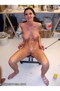 femdom, messy
