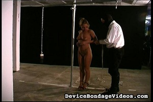 Sexy blonde lady gets a really nice roug - XXX Dessert - Picture 8