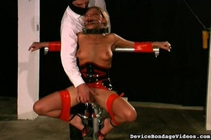 Great looking bondage girl gets humiliat - XXX Dessert - Picture 5
