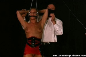 Great looking bondage girl gets humiliat - XXX Dessert - Picture 8