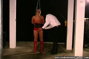 Great looking bondage girl gets humiliat - XXX Dessert - Picture 10