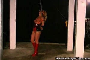 Great looking bondage girl gets humiliat - XXX Dessert - Picture 11