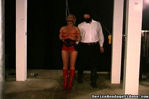 Great looking bondage girl gets humiliat - XXX Dessert - Picture 12