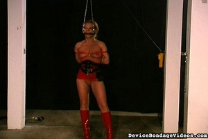 Great looking bondage girl gets humiliat - XXX Dessert - Picture 13
