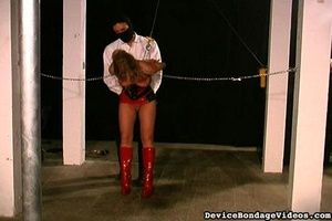 Great looking bondage girl gets humiliat - XXX Dessert - Picture 15