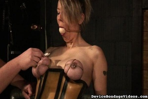 Slut loves to get her tits squeezed so d - XXX Dessert - Picture 5