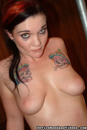 Two tattooed darlings get their sweet as - XXX Dessert - Picture 11