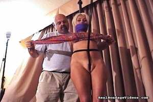 Gorgeous blonde was surprised with sexua - XXX Dessert - Picture 5