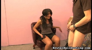 Teen excites him with her body and gives - XXX Dessert - Picture 2