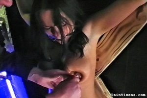 Spanking and a naughty tits treatment fo - XXX Dessert - Picture 6