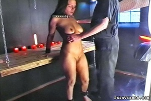 Spanking and a naughty tits treatment fo - XXX Dessert - Picture 14